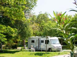 Flower Camping Moulin des Iscles