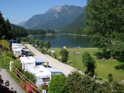 Camping und Appartements Seehof