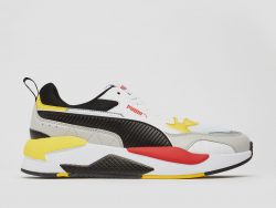 Puma Puma x-ray 2 square sneakers wit/rood heren heren