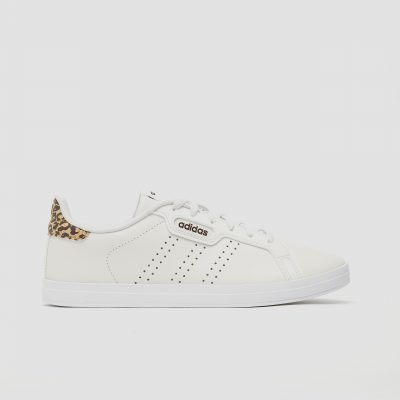 adidas Adidas courtpoint base sneakers wit dames dames