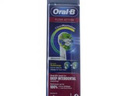 Opzetborstels floss action white