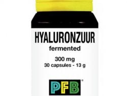 Hyaluronzuur fermented 300 mg