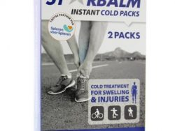 Fast cold pack