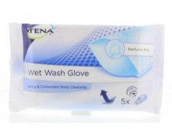 Wet gloves cleans & care lotion no perfume