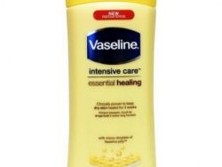Body lotion intensive care essential healing