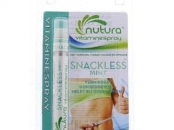 Snackless mint blister