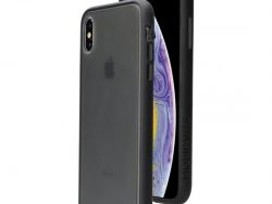 Mobiparts Classic Backcover IPhone XS / Xhoesje Zwart