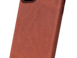 Decoded Leather Backcover IPhone 11 Hoesje Bruin