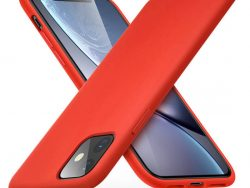 ESR Yippee Soft IPhone 11 Hoesje Rood