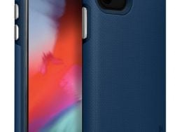 LAUT Shield IPhone 11 Pro Max Hoes Blauw