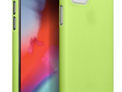 LAUT SlimSkin IPhone 11 Pro Max Hoes Accid Geel