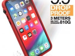 Catalyst Impact Protection IPhone 11 Pro Max Hoes Rood
