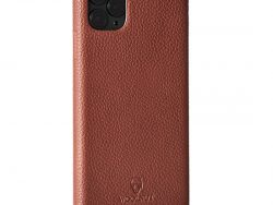 Woolnut Leather Hoesje IPhone 11 Pro Max Hoes Bruin