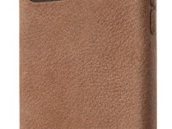 Decoded Bio Leather Backcover IPhone 11 Pro Hoesje Bruin