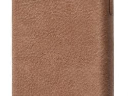 Decoded Bio Leather Backcover IPhone 11 Hoesje Bruin