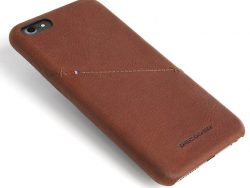 Decoded Leather Backcover IPhone SE 2020 Hoesje Bruin