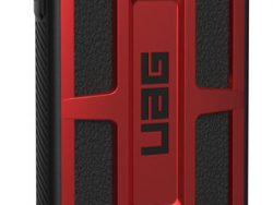 UAG Monarch IPhone SE 2020 Hoesje Rood