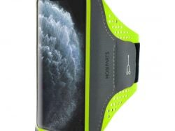 Mobiparts Comfort IPhone 11 Pro Max Sportband Groen