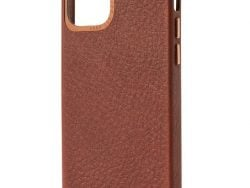 Decoded Leather Backcover IPhone 12 Pro / 12 Hoesje Bruin