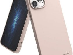 Ringke Air S IPhone 12 Pro / IPhone 12 Hoesje Sand