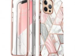 Supcase Cosmo IPhone 12 Pro / IPhone 12 Hoesje Marble