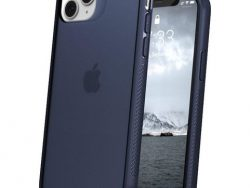 Caudabe Synthesis IPhone 12 Pro / IPhone 12 Pro Hoesje Blauw
