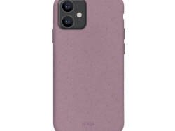 SBS Mobile Eco Cover IPhone 12 Pro / IPhone 12 Hoesje Roze