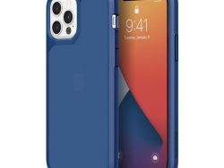 Griffin Survivor Strong IPhone 12 Pro Max Hoesje Blauw