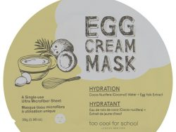 Too Cool For School Egg Cream Mask Too Cool For School