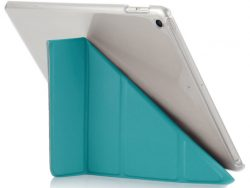 Pipetto Origami Luxe IPad 2018 / 2017 Hoes Blauw