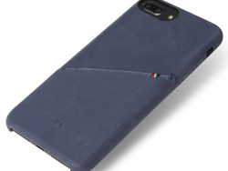 Decoded Backcover IPhone 8/7 Plus Hoes Blauw