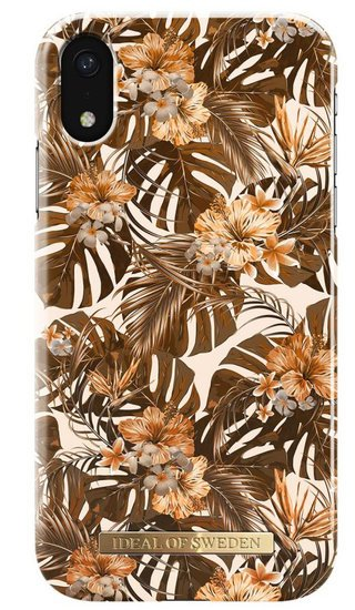 IDeal Of Sweden IPhone XR Hoesje Autumn