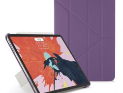 Pipetto Origami IPad Pro 11 Inch Hoesje Paars