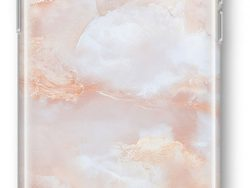 Recover Marble IPhone XS Max Hoesje Roze