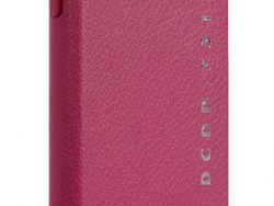 Decoded POP Leather IPhone XS / X Backcover Hoesje Paars