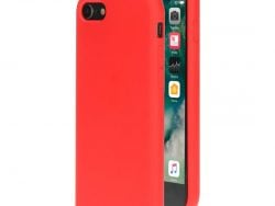 Mobiparts Silicone IPhone SE 2020 / 8 Hoesje Rood