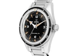 """Omega Black Stainless Steel Seamaster 300m """"The 1957 Trilogy"""" Limited Edition 234.10.39.20.01.001 Men's Wristwatch 39 MM"""