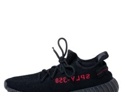 Adidas Yeezy 350 Bred Sneakers Size US 11 (FR 45 1/3)