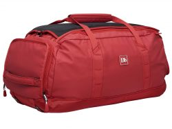 Douchebags The Carryall 65L duffel - Scarlet Red
