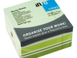Info Notes IN-5654-71 75x75mm Mix Blok A 400 Vel