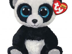 TY Beanie Boo's Knuffel Pandabeer Bamboo 15 cm