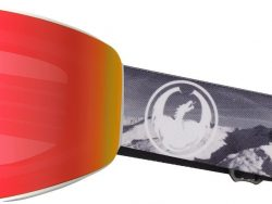 Dragon PXV Realm / Red Ion Lens & Amber Lens