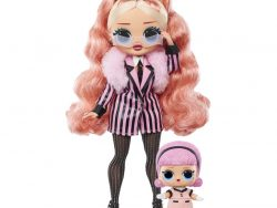 L.O.L. Surprise O.M.G. Winter Big Wig and Madame Queen