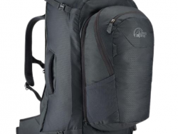 LOWE ALPINE At Voyager 55+15 - Anthracite