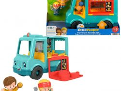 Fisher Price Little People Food Truck