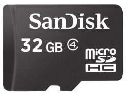 Sandisk Micro Sd 32Gb Card Only