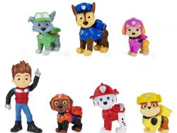 Paw Patrol The Movie Hero Pups Cadeauset 6-delig