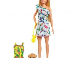 Barbie and Chelsea The Lost Birthday Barbie + 2 Outfits en Puppy