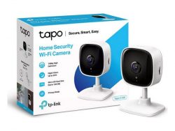 IP-camera TP-Link Tapo C100 1080 px WiFi Wit