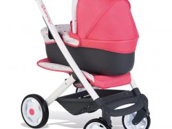 Smoby 3-in-1 Poppenwagen Quinny